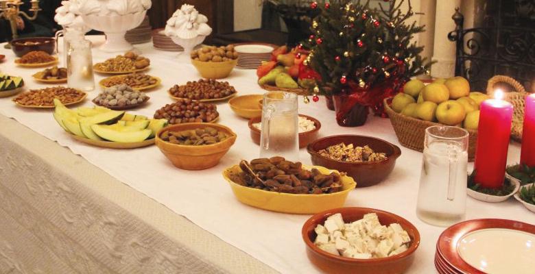 tradition de provence les treize desserts les fruits autrement