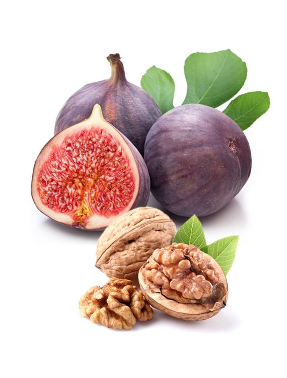 confiture de figues noix
