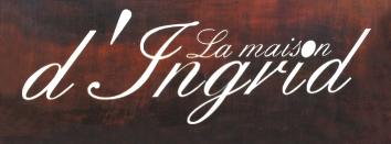 logo la maison d'ingrid